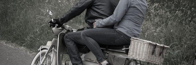 Säkerhet på mopeden