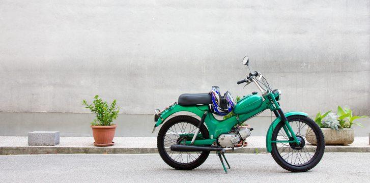 Tävla i moped