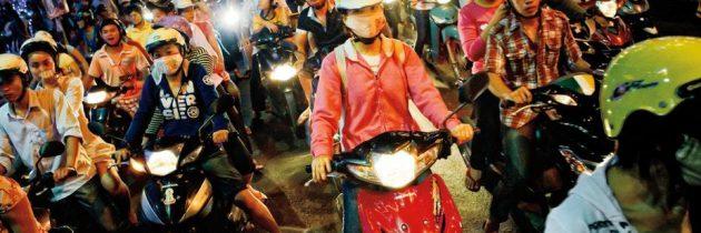 Eldrivna mopeder – Fordonet för stadsbon