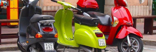 Finansiera din moped